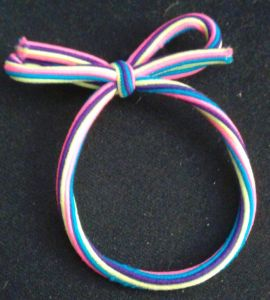 Colorful Neon Hairband Retailed for $1.80